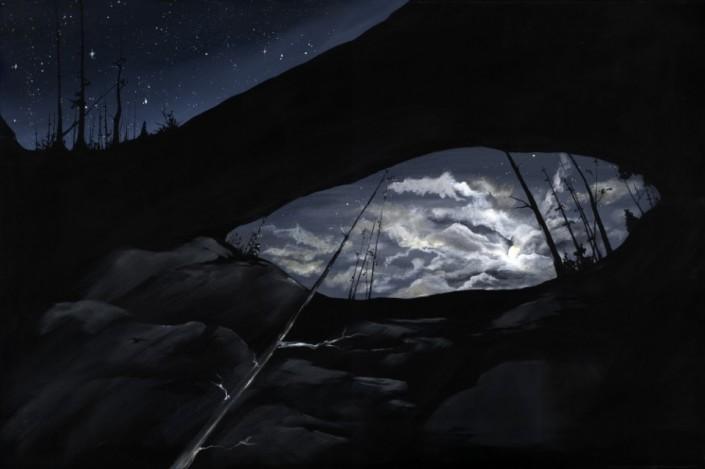 The Stars Fell