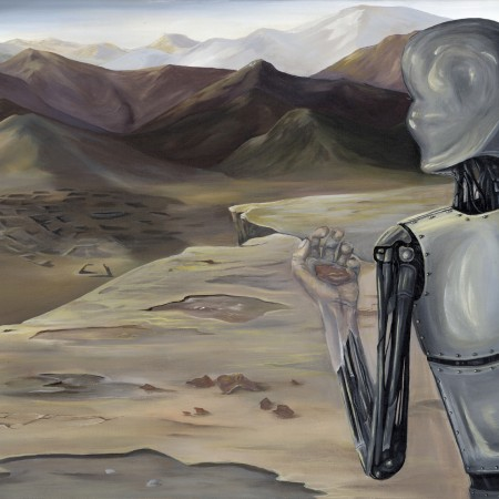 """NEW MEXICO: """"The Automaton v. The Existentialist"""""""